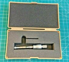 Mitutoyo 425 50001 Intrimik Bore Holtest Inside Micrometer Calibrated