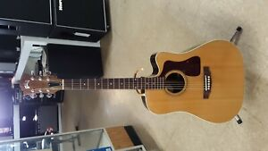 Guild D-50 CE Acoustic/Electric Guitar With Hard Case.  New Old Stock