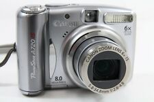 Canon PowerShot A720 IS, guter Zustand