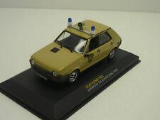 SEAT RITMO 75 CL POLICE 1981 ALTAYA 1/43 NEUVE EN BOITE