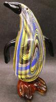 Art Glass Penguin