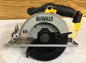 DEWALT DCS393 20V Cordless Circular Handsaw Tool Only