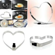 FT- KE_ BH_ KQ_ Cooking Kitchen Tool Stainless Steel Fried Egg Shaper Ring Panca