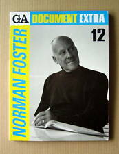 GA Document Extra #12, NORMAN FOSTER / 1999