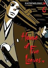 House of Five Leaves, Vol. 6-ExLibrary