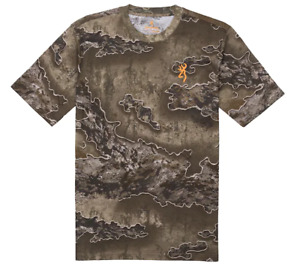Browning Wasatch Real Tree Excape Short Sleeve Tee