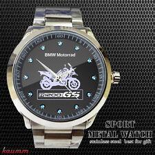 NEW RARE !!BMW MOTORROAD R1200GS Sport Metal Watch Men's Accessories 2017