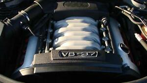 AUDI A8 ENGINE / MOTOR PETROL, 3.7LTR, D3, BFL CODE, 09/03-09/06