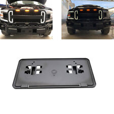 1Pcs Front Bumper License Plate Mounting Bracket Fits for Ford F-150 2018-2020