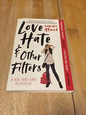 Love, Hate & Other Filters by Samira Ahmed (Paperback, 2018)