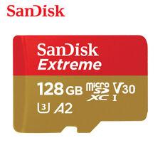 Sandisk 128GB Extreme Microsdxc 160mb/s