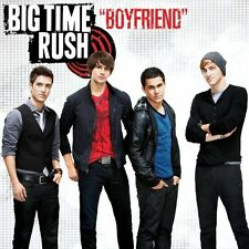 Big Time Rush Boyfriend [Maxi-CD]