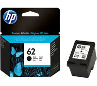 HP 62 Black Ink Cartridge Genuine Original C2P04AE Envy Same Day Dispatch