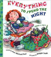 Everything to Spend the Night From A to Z-ExLibrary
