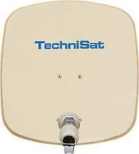 TechniSat DigiDish 45 Sat-antenne mit Universal-v/h-lnb beige 1045/8194