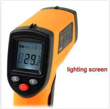 NEW Non-Contact LCD IR Laser Infrared Digital Temperature Thermometer Gun HOT HH