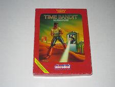Time Bandit (Amiga, 1988) Rare, Vintage Microdeal Game