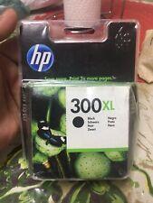 HP 300XL Ink Cartridge - Black EXP 2018