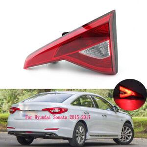 For Hyundai Sonata 2015 2016 2017 Right Side Inner Tail Light Rear Lamp Brake RH