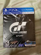 [SEALED] Gran Turismo Sport [ Limited Edition / STEELBOOK ] (PS4) VR