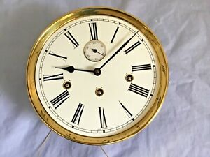 GRANDMOTHER CLOCK MOVEMENT GERMAN FHS HERMLE WEIGHT DRIVEN CHIMING NEW