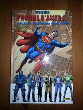 DC ANTHOLOGIE - SUPERMAN : L'HOMME D'ACIER VOL 2 - Edition PANINI - 1ère Edition
