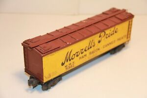Accurail 80793, Murrell's Pride 40' Wood Meat Reffer #5342, C-7, Excellent   /gn