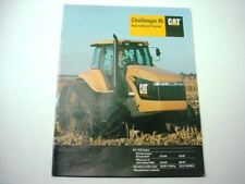 Caterpillar Challenger 45 Farm Tractor Brochure