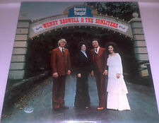 WENDY BAGWELL AND THE SUNLITERS....APPEARING TONIGHT Gospel Vinyl Lp 22W