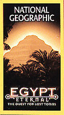 National Geographic - Egypt Eternal (VHS, 2002)