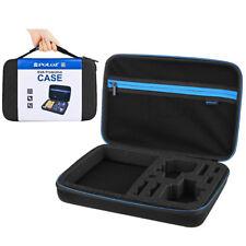 L Size Waterproof Case Bag for Gopro hero 6 5 Session 4 3+ 3 2 /Xiaomi yi SJCAM