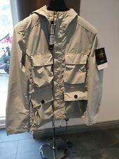 Stone island rare David Tela Light-TC grey jacket small medium.