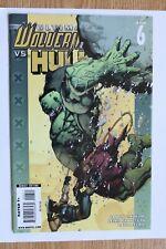 Marvel Ultimate Wolverine vs. Hulk #6 (July,2009)