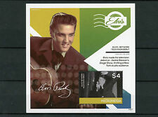 Micronesia 2014 MNH Elvis Presley Network Televison Debut Stage Show 1v S/S III