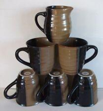 Coffee Cup Gold Dust Black Sango China & Dinnerware | eBay