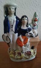 Earthenware c.1840-c.1900 Date-Lined Ceramic Figurines