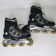 K2 FLIGHT ALX-M Inline Skates US 9.5 EUR 42.5 Rollerblades in-line Aluminum