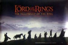 Lord Of The Rings 27x39 Journey Movie Poster 2001 Fellowship Of The Ring