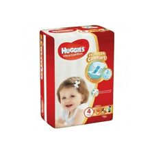 HUGGIES ultra comfort size 4 (7-18 kg)  18 diapers