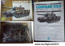 Esci Ertl carro armato Leopard 2 tank 1/35