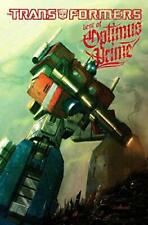 Transformers: The Best of Optimus Prime (Transformers (Idw)), Very Good Conditio