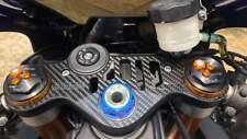 Yamaha YZF-R1 2015+ Clip On Handlebar Carbon Fiber Covers