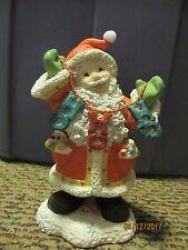Dreamsicles Angel Cherub #11322 Ho Ho Ho Santa Claus Christmas