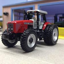 1/64 ERTL MASSEY FERGUSON 8270 4WD TRACTOR W/ REAR DUALS