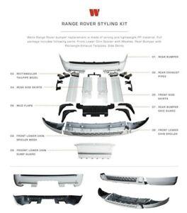 SPECIAL PRICE!! Range Rover Bumper Kits L405  -- Prime