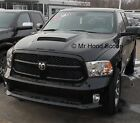 Dodge Ram Hood Scoop Kit 1500 Factory Style By MRHoodScoop UN PAINTED HS009