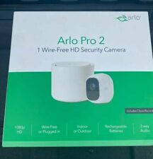 *NEW!* Arlo Pro 2 Wireless Home Security Camera w/ Siren Rechargeable Free Cloud