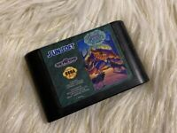 Beauty and the Beast Roar of the Beast (Sega Genesis) Cartridge Only Tested