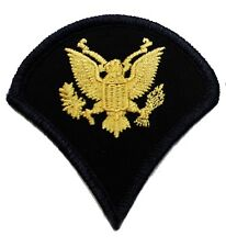 Lot of 20 US Army Specialist E-4 Rank Insignia Chevron Patches - Large