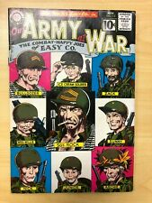 Our Army at War #112 Golden Age